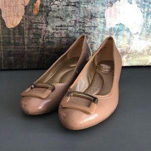 New Tan Bandolino Shoes